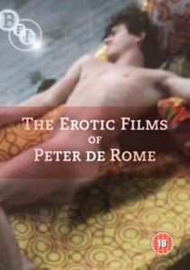 Neuf The Érotique Films De Peter De Rome DVD