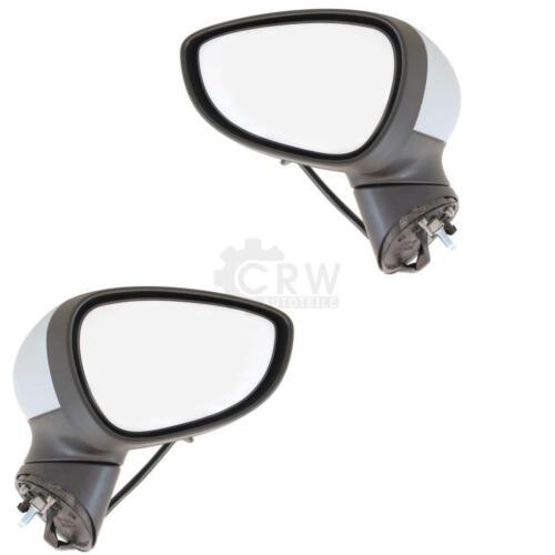 Außenspiegel Set Ford Fiesta VII 7 Typ JA8 Bj 08-/>/> elek 5-PIN Convex XDA