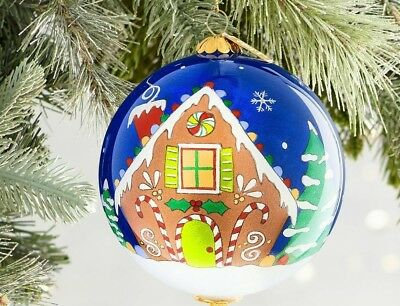 Pier 1 Christmas Ornaments.2018 Pier 1 Imports Li Bien Gingerbread House Christmas Ornament Ebay