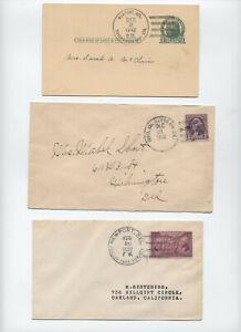 3-DE-rural-station-postmarks-1932-1942-F821-54