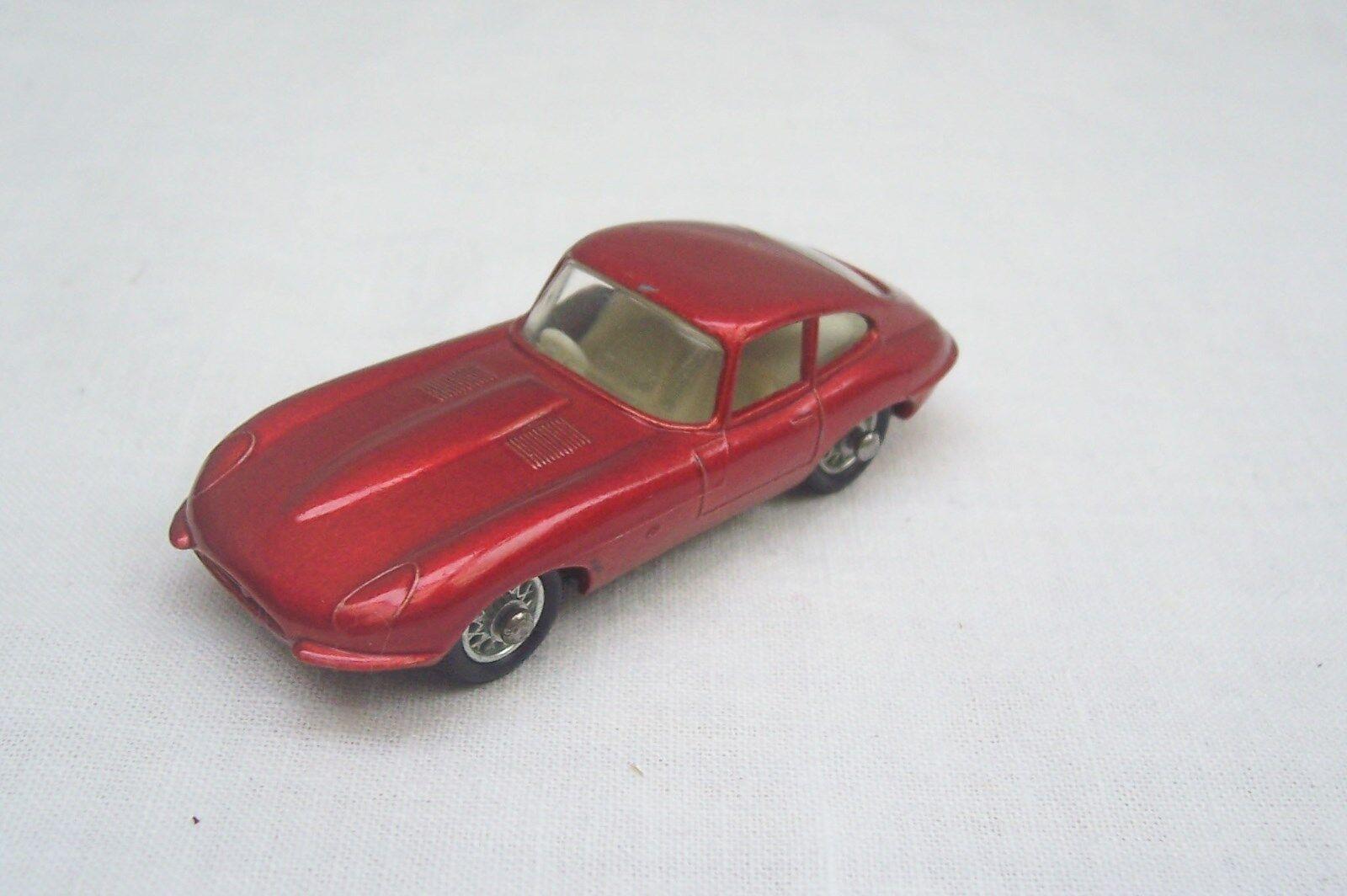 Vintage Matchbox Moko No No No 32 E Type Jaguar Car - Made In England By Lesney Lot 2 79be2b