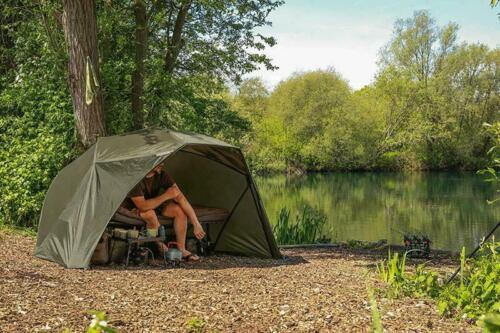 Fox-Easy-Brolly-Carp-Fishing-Shelter-Fishing-Umbrella