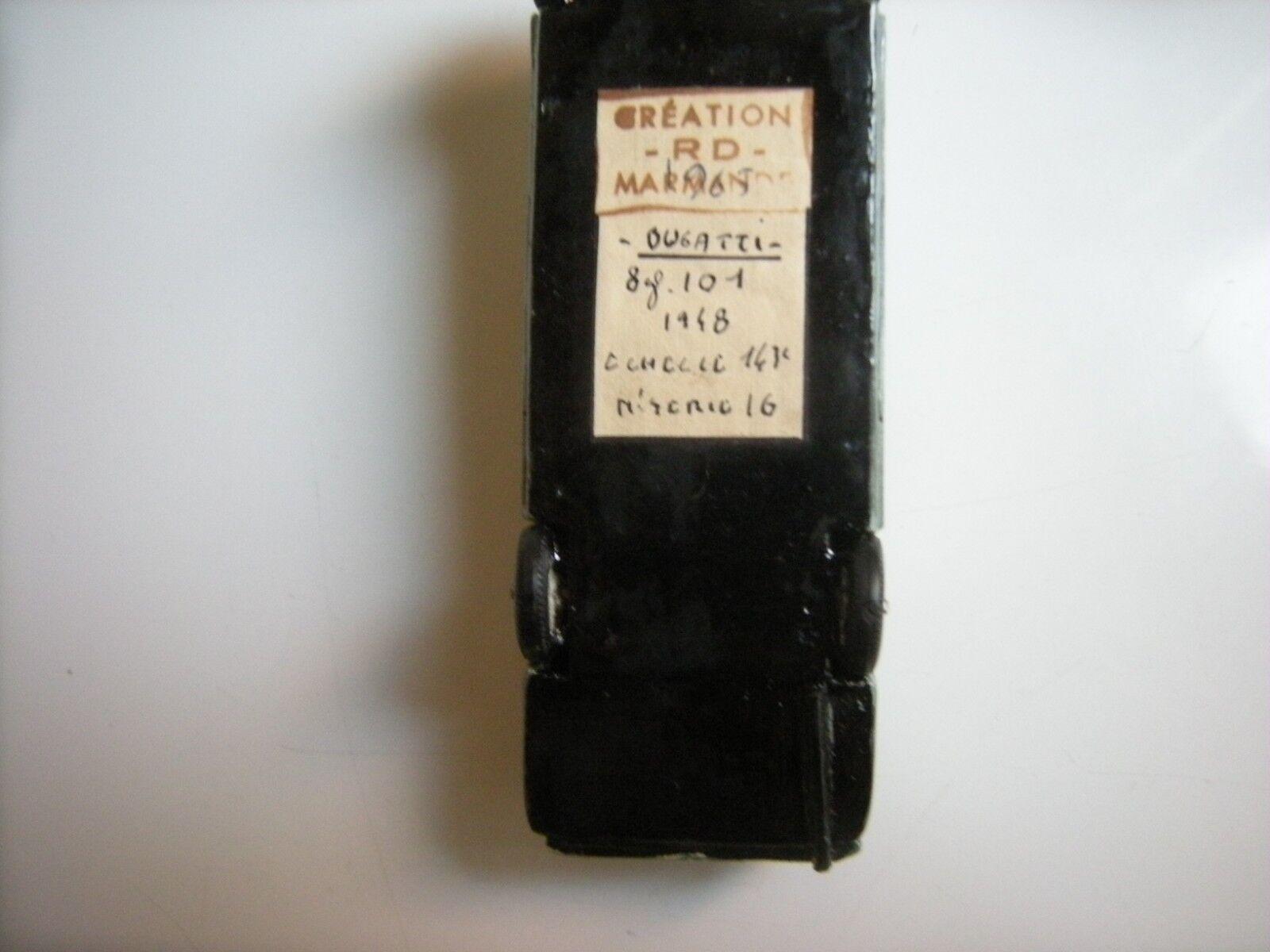 Des chaussures chaussures chaussures personnalisées vous  ent de la personnalité 1/43 RD MARMANDE BUGATTI 101 8 cylindres 1948 | Pas Chers  f323a0