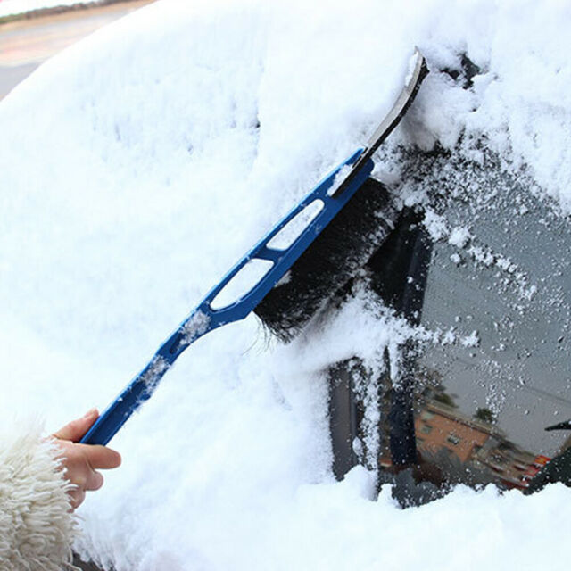 NEW Snow Windshield Ice Scraper and Brush Broom Shovel Tool for Cars Trucks SUV