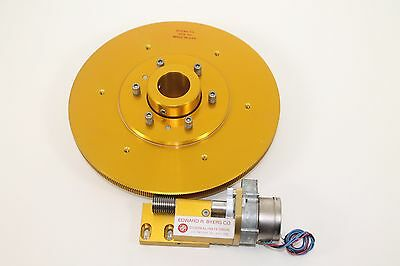 """NEW BYERS 10"""" 359-th Drive, Spring-loaded worm/motor assembly  - 1.5"""" Clutch"""