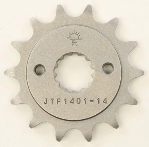 Steel Front Sprocket 14T JT Sprockets JTF1401.14