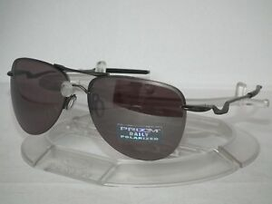 ee1824d3086 Image is loading NEW-OAKLEY-POLARIZED-TAILPIN-AVIATOR-SUNGLASSES-OO4086-04-