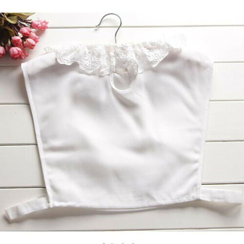 Lovely Lace Fake Collar Lapel Blouse Decor Girls Sweet Wild Shirt Fake Collar