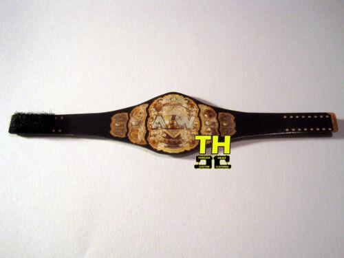 AEW Custom titres 4 Pack-Monde Tag et les femmes pour Wrestling Figure ceintures WWE
