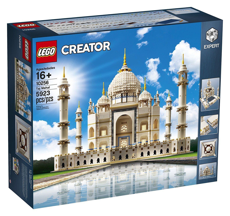 Exclusive Set  Lego Creator Expert 10256-Taj Mahal, neu&ovp, Boîte d'origine jamais ouverte, En parfait état, dans sa boîte scellée
