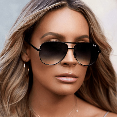"QUAY AUSTRALIA X DESI PERKINS /""HIGH KEY MINI/"" Sunglasses Aviator ALL COLORS"
