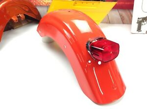 Details about 09-18 Harley Touring Ultra Road King Rear Fender Tail on