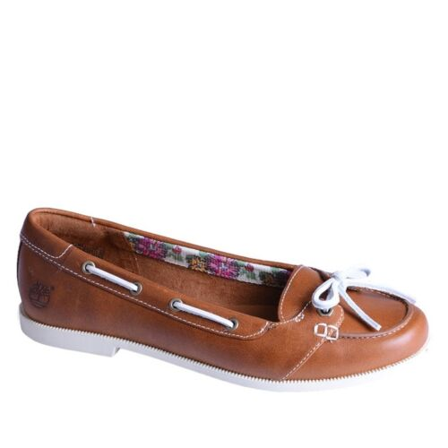 Vamp Slip Shoe Ek Cornish Earthkeepers Short Women's On Brown Timberland 4XYZzqz