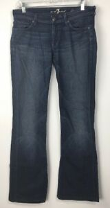Blue Jeans For Stretch Bootcut Flynt 29 7 Mankind All q6wgUv1