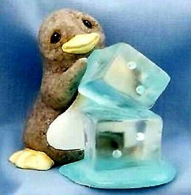 MOONSHINE Penguin Quarry Critters #46627 NEW FAST~SHIP