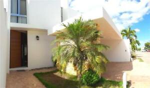 Casa en Renta Amueblada en Mérida Yucatán al Norte en Privada