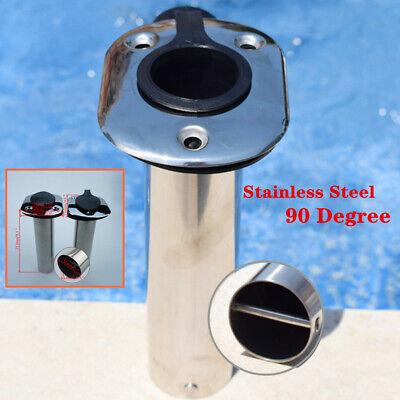 1pcs Rod holder flush mount stainless steel fishing rod holders 30 Degree
