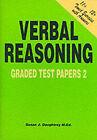 Verbal Reasoning: No. 2: Graded Test Papers by Susan J. Daughtrey (Paperback, 1993)
