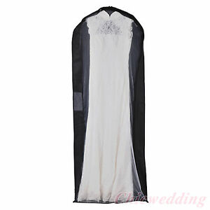 Wediding Travel Garment Bags Wedding/Evening Ball Gown Dress Suit Cloth Cover | EBay
