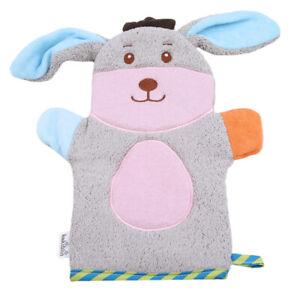 Baby-Animal-Head-Security-Blanket-Towel-Super-Soft-Cute-Baby-Boys-amp-Girls-S