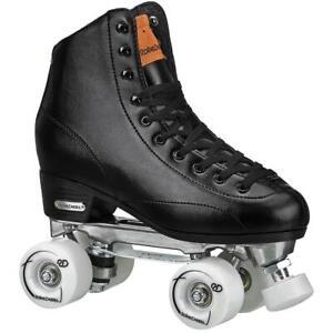 Roller-Derby-Cruze-XR-Hightop-Men-039-s-Roller-Skate-Black