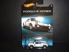 Hot Wheels Porsche 914-6 White Walmart Exclusive 1/64
