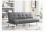 NEW-Modern-Futon-Sofa-Couch-Bed-Sleeper-Convertible-Lounge-Living-Room-Furniture thumbnail 1