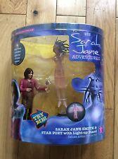 Doctor Who Sarah Jane & Star Poet Figures