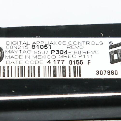 5701M760-60 WHIRLPOOL Range oven control board and clock