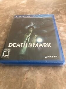 Death-Mark-PlayStation-Vita-PS-Vita-Fast-shipping