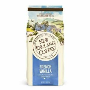 New-England-Coffee-French-Vanilla-11-Oz-Bag