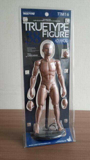 Hot Toys 1:6 scale TTM16 Truetype Caucasian Body ~ Advanced Version ~ TTM-16