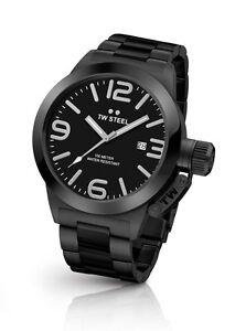 TW-Steel-Watch-CB212-Canteen-50MM-Black-Steel-COD-PayPal-Ivanandsophia