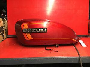 Benzintank-Benzinetank-Fuel-Tank-Suzuki-GS-550