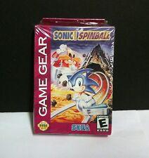 Sonic Spinball Majesco Sales, Inc. (Sega Game Gear, 2000)