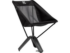 Thermarest Treo Chair Black Mesh Lightweight Compact Biker Camping Camp Chair