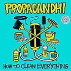 How to Clean Everything [PA] by Propagandhi (CD, Aug-1993, Fat Wreck Chords)