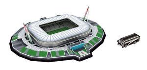 Image is loading Football-Club-3D-Stadium-Model-Jigsaw-Puzzle-Juventus- bbf67ea372c