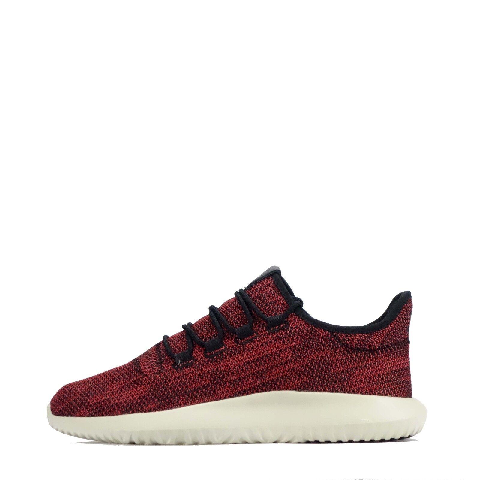 Zapatillas bajas de hombre Color gris tejidas Shadow CK de adidas Originals, color rojo / negro