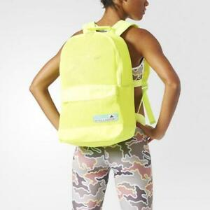 Image is loading ADIDAS-BACKPACK-MESH-ORIGINALS -WOMENS-STELLASPORT-NEW-TRAINING- 86afd33513588
