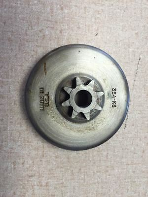 CS315 CS330 Herr 1//4-8 Spur Drum 354-K8 Chainsaw Spur Sprocket fits Echo CS302