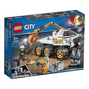 Lego-City-Space-Port-60225-Prova-di-guida-del-Rover