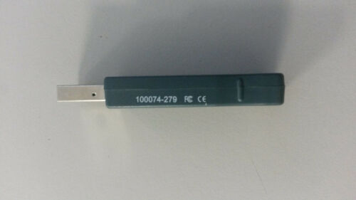 Lot of 10 MICROS E7 SOFTWARE LICENSE  KEY 100074-279 = USB DONGLE