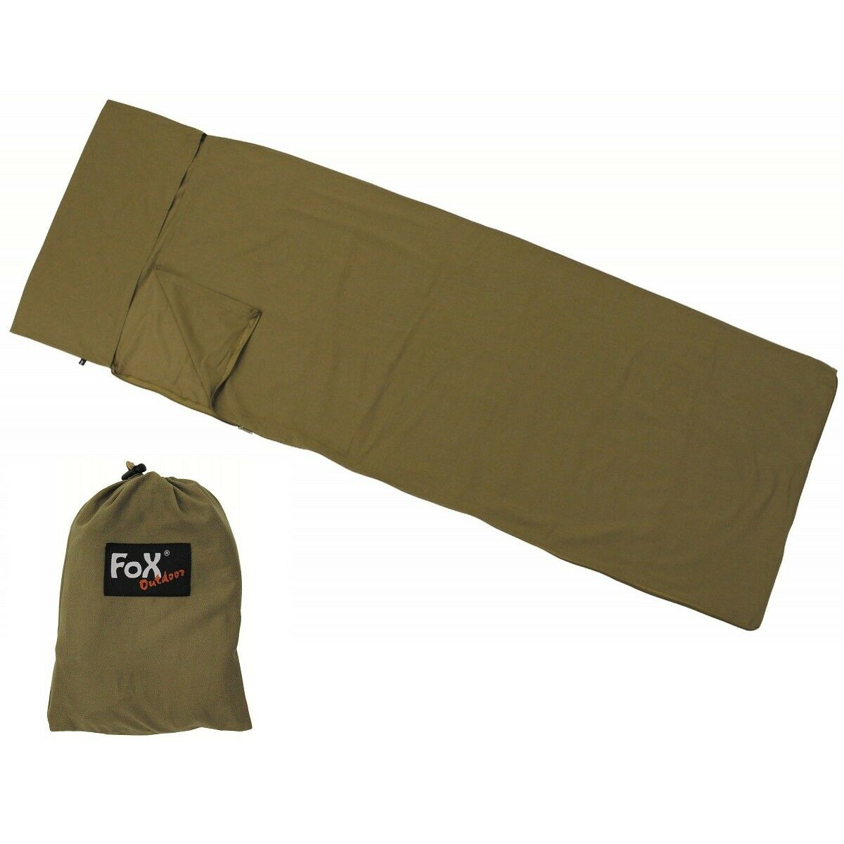 Sac Inlett de couchage Inlett Sac 100% coton Cabines Sac de couchage été camping c8b23e