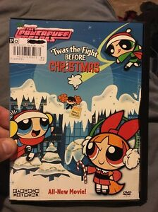 image is loading the powerpuff girls twas the fight before christmas - Powerpuff Girls Twas The Fight Before Christmas