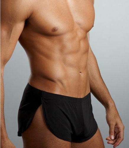 Vouge Men Soft Dream Split Side Shorts