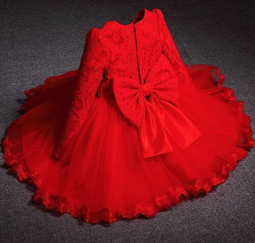ef7cfd3a63276 ROBE NOËL CÉRÉMONIE Baptême Fetes Fille Fête Noël robe CDR067 - EUR ...