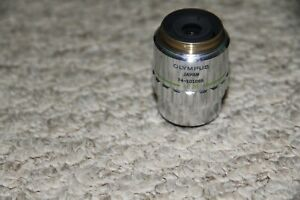 Olympus-Japan-Neo-SPlan-20-x-NIC-0-4-Microscope-Objective-EX-condition-IC-20