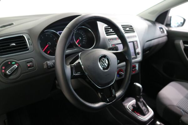 VW Polo 1,0 TSi 95 BlueMotion DSG - billede 4