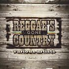 Reggae's Gone Country by Various Artists (CD, Aug-2011, VP)